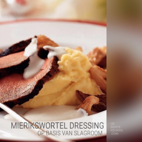 mierikswortel dressing